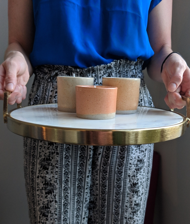Handcrafted candles by radically you