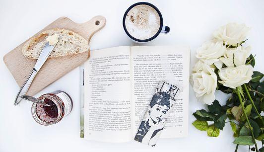 Books & Coffee.